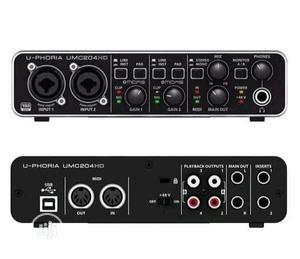 Behringer Soundcard Um204 | Audio & Music Equipment for sale in Lagos State, Lekki