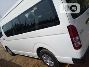 Toyota Hiace 2018 White | Buses & Microbuses for sale in Abuja (FCT) State, Garki 2