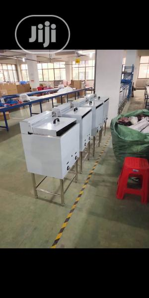 Commercial Deep Fryer Gas 40liters   Restaurant & Catering Equipment for sale in Lagos State, Lekki