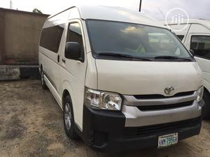 Clean Toyota Hiace Bus for Hire / Charter | Automotive Services for sale in Rivers State, Port-Harcourt