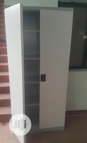 Dual Door Metallic Office Shelf   Furniture for sale in Lagos State, Surulere