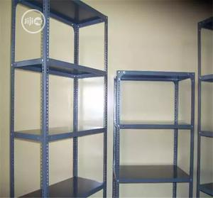 Slotted Angle Adjuatable Steel Shelving   Store Equipment for sale in Lagos State, Lagos Island (Eko)