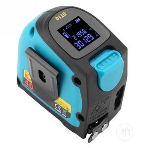 DT10 2 in 1 USB Laser Measuring Tape +LCD Digital Screen(60m   Measuring & Layout Tools for sale in Lagos State, Amuwo-Odofin