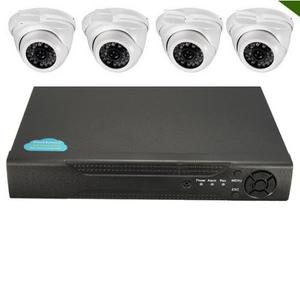 AHD 4 Channels DVR Security Indoor CCTV Camera | Security & Surveillance for sale in Lagos State, Ikeja