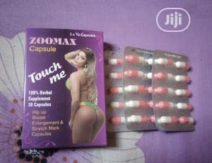 ZOOMAX CAPSULE( Hip And Boobs Enlargement) | Sexual Wellness for sale in Lagos State, Egbe Idimu