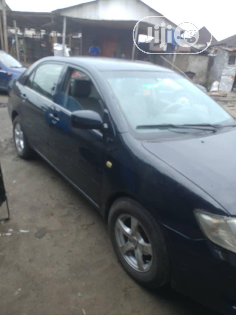 Toyota Corolla 2006 Black | Cars for sale in Awka, Anambra State, Nigeria