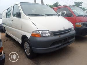 Toyota Hiace Bus 2002 White | Buses & Microbuses for sale in Lagos State