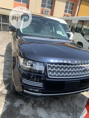 Land Rover Range Rover Vogue 2015 Blue | Cars for sale in Lagos State, Surulere
