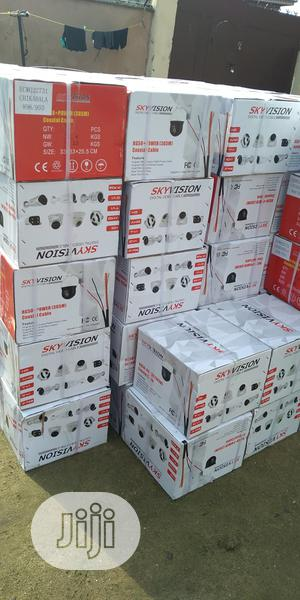 Cctv Cable Pure Coper Rg59 By 305m With Power | Accessories & Supplies for Electronics for sale in Lagos State
