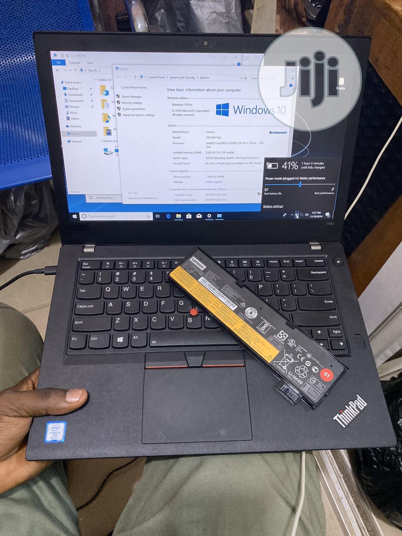 Laptop Lenovo ThinkPad T480 4GB Intel Core i5 HDD 500GB