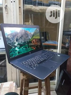 Laptop HP ZBook 17 G3 16GB Intel Core i7 SSHD (Hybrid) 1.5T   Laptops & Computers for sale in Lagos State, Ikeja