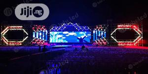 Rental LED Screen And Stage Light For Events | Party, Catering & Event Services for sale in Akwa Ibom State, Uyo