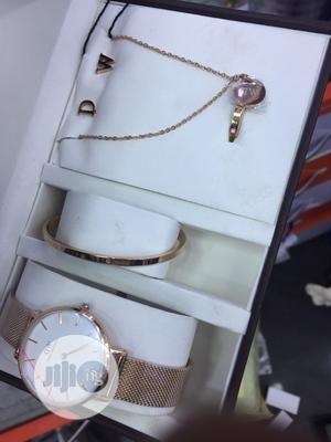 Daniel Wellington Chain Wrist Watch | Watches for sale in Lagos State, Lagos Island (Eko)
