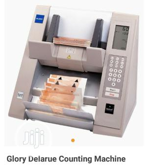 Brand New Glory Note Counting Machine { Heavy Duty)   Store Equipment for sale in Lagos State, Yaba