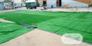 Artificial Green Carpet Grass For Rent In Lagos   Garden for sale in Lagos State, Ikeja