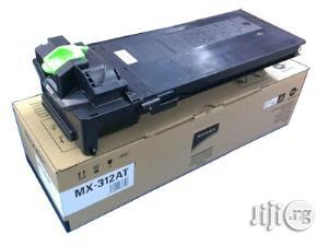 Sharp MX 312 AT Copier Toner Cartridge | Accessories & Supplies for Electronics for sale in Lagos State, Ikeja