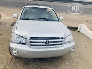 Toyota Highlander 2004 Silver   Cars for sale in Lagos State