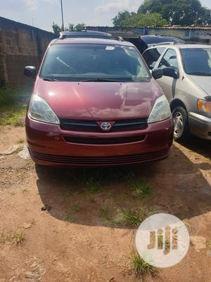 Toyota Sienna 2005 CE Red   Cars for sale in Edo State, Benin City