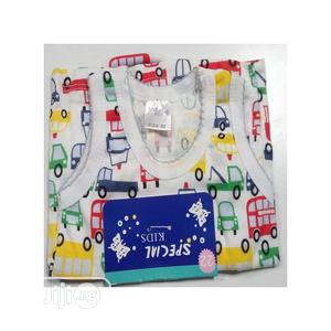 Unisex Newborn Baby Singlet&Pant | Children's Clothing for sale in Lagos State, Agege