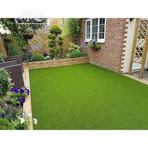 Original & Durable 35mm Artificial green Grass Carpet Turf For Outdoor/Indoor/Event. | Garden for sale in Lagos State, Ikorodu