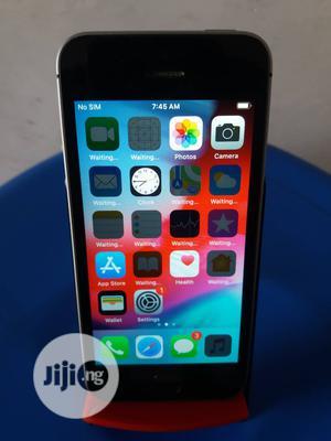 Apple iPhone SE 32 GB Gray | Mobile Phones for sale in Lagos State, Lagos Island (Eko)
