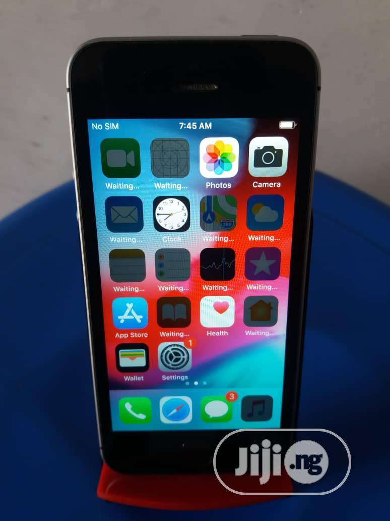 Apple iPhone SE 32 GB Gray