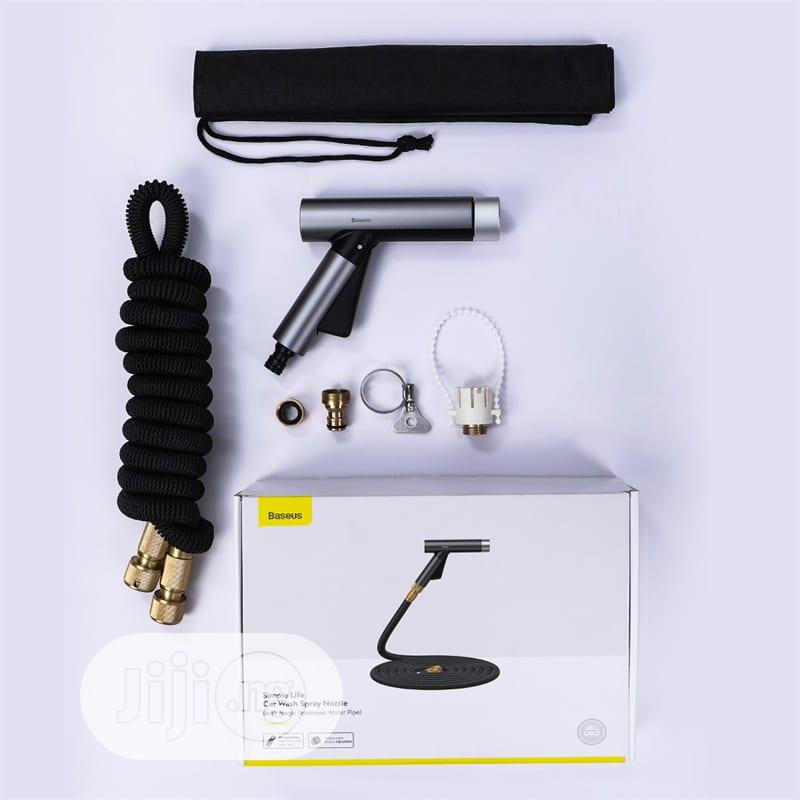 Baseus Simple Life Car Wash Spray Nozzle | Vehicle Parts & Accessories for sale in Ikeja, Lagos State, Nigeria