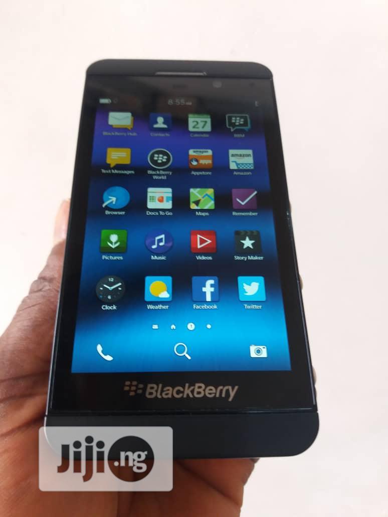 BlackBerry Z10 16 GB Black | Mobile Phones for sale in Lagos Island (Eko), Lagos State, Nigeria