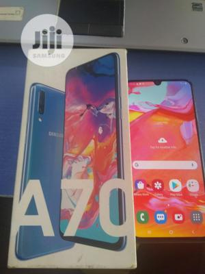 Samsung Galaxy A70 128 GB Blue | Mobile Phones for sale in Abuja (FCT) State, Wuse 2