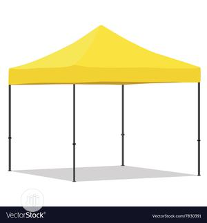 Yellow Canopy | Garden for sale in Lagos State, Ikorodu