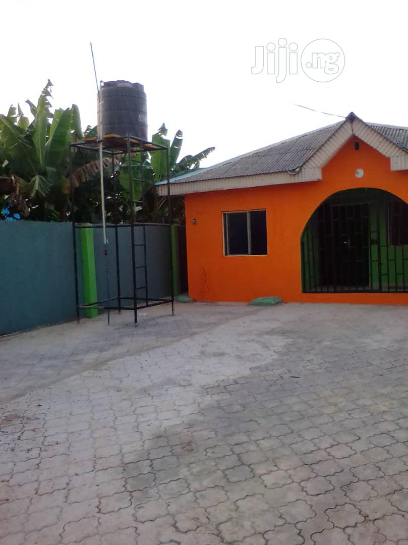 Archive: 4bdrm Bungalow in Phase 1, Obafemi-Owode for Sale