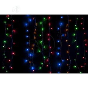 Chrismas Rainbow Diwali Firefly Rice Led Lights Chain For Party   Home Accessories for sale in Lagos State, Ojo