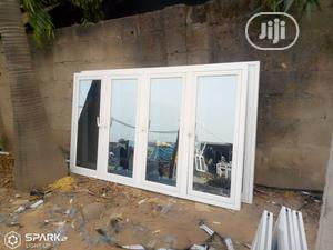 Aluminum Doors And Windows Works | Doors for sale in Abuja (FCT) State, Central Business District