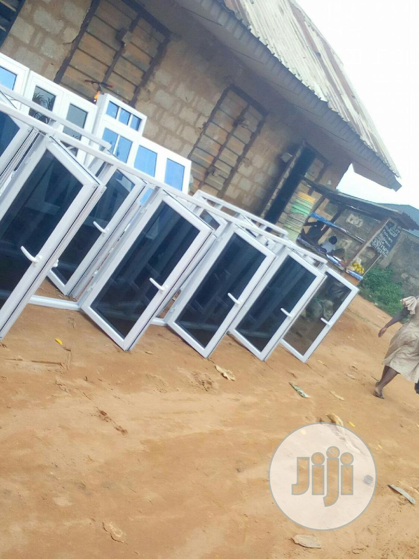 Dominion Aluminum Company Its Located Sapele Road Before 1st Obe   Windows for sale in Orhionmwon, Edo State, Nigeria