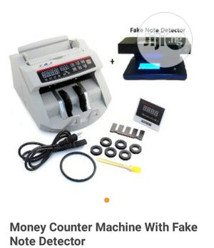 Brand New Imported Note Counting Machine With Fake Currency Machine | Store Equipment for sale in Lagos State