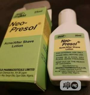 Neo-Presol Acne/After Shave Lotion | Skin Care for sale in Lagos State, Lagos Island (Eko)
