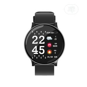W8 Smart Bracelet Watch Calorie Fitness Tracker Pedometer | Smart Watches & Trackers for sale in Lagos State, Ikeja