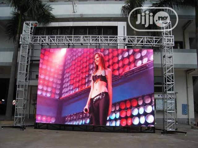 Rental LED Screen And Stage Setting | Party, Catering & Event Services for sale in Ikoyi, Lagos State, Nigeria