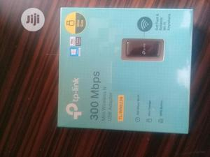 TP-LINK 300mbps Wireless Wi-fi Adapter | Accessories & Supplies for Electronics for sale in Lagos State, Ikeja