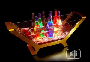 LED 12 Bottles Champagne Casket Bucket   Home Accessories for sale in Lagos State, Lagos Island (Eko)