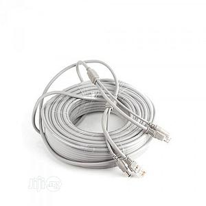 IP Camera Cable 20M | Accessories & Supplies for Electronics for sale in Lagos State, Ikeja