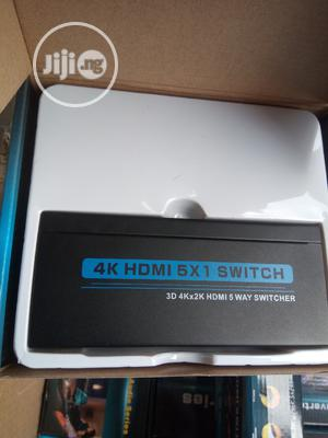 4k Hdmi 5×1 Switch | Networking Products for sale in Lagos State, Ikeja