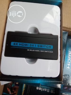 4k Hdmi 3×1 Switch | Networking Products for sale in Lagos State, Ikeja