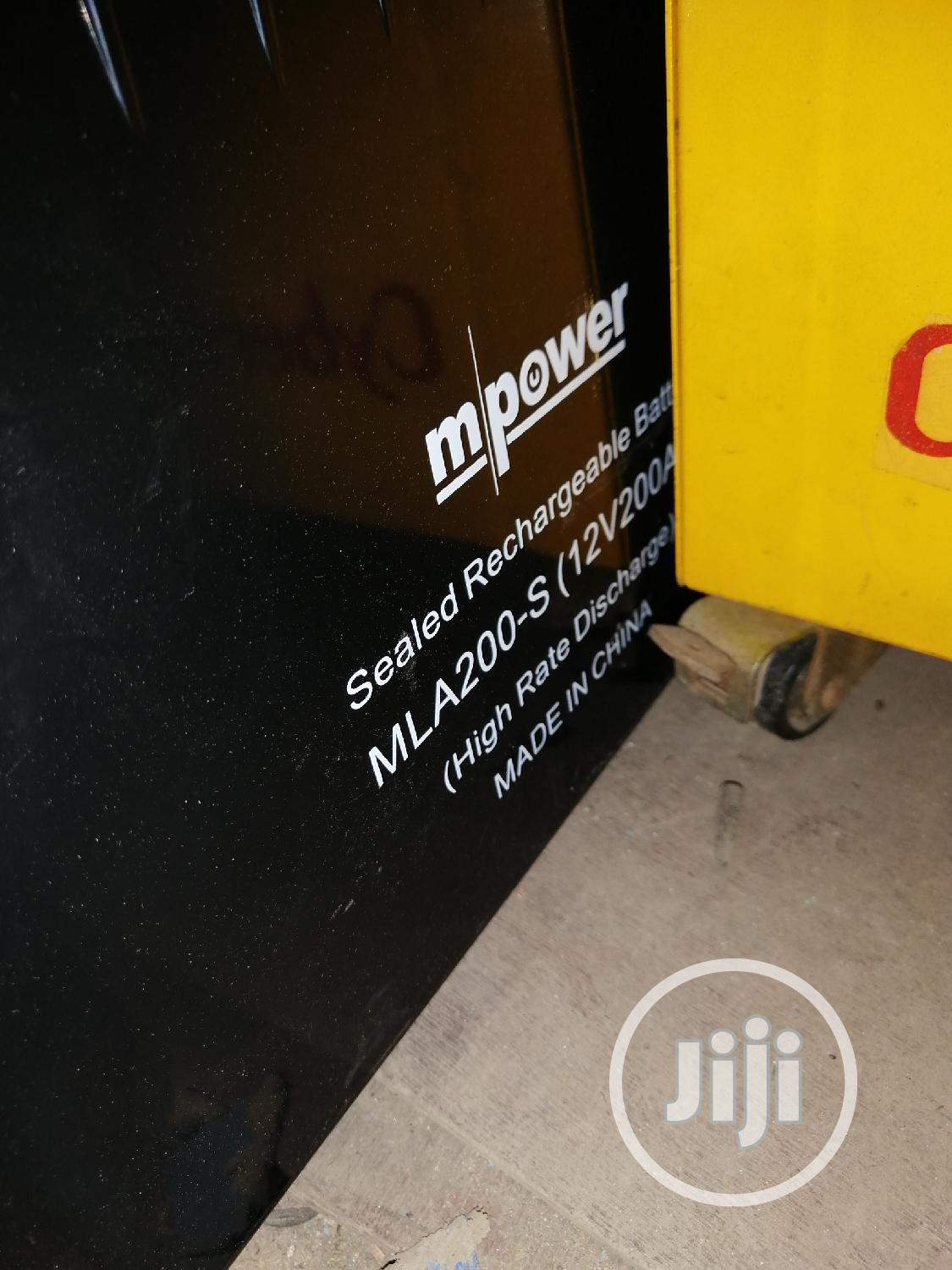Fairly Used Inverter Battery In Lagos