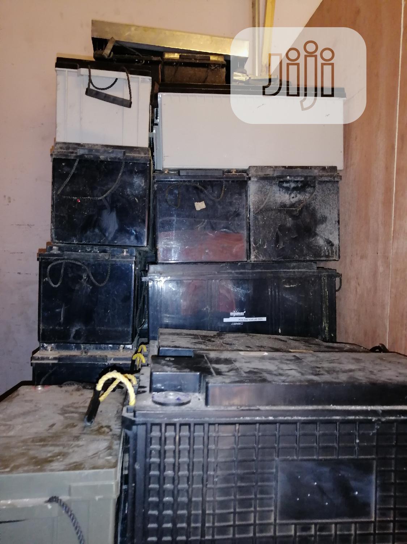 We Buy Scrap (Condemn) Inverter Batteries Abuja