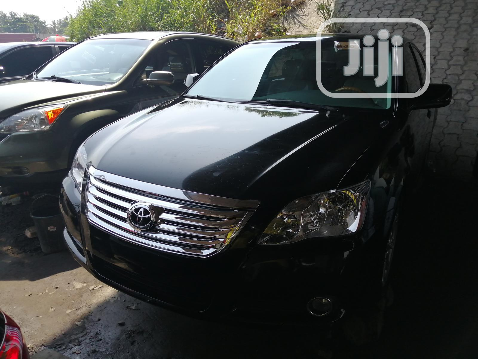 Toyota Avalon 2007 Limited Black