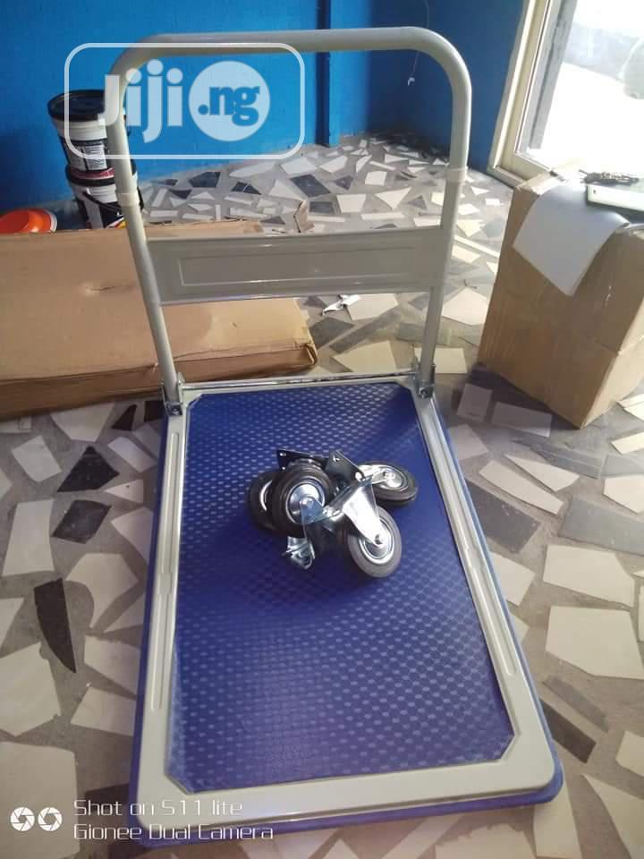 Archive: 300kg Platform Trolley