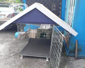 Cage Kennel House For Dogs | Pet's Accessories for sale in Lagos State, Maryland