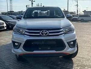 Toyota Hilux 2019 Rugged 4x4 White | Cars for sale in Lagos State, Lekki