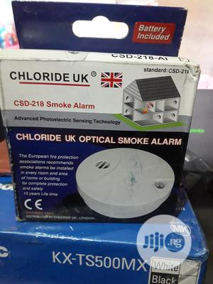 Chloride Uk Stand Alone Smoke Detector   Safetywear & Equipment for sale in Lagos State, Ikeja